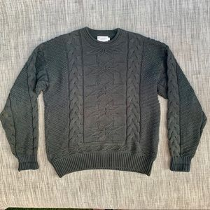 Vintage Abercrombie and Fitch Crewneck Sweater  M